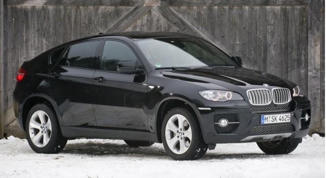 BMW Makes X6 Slightly Less Useless Adds Three Across Rear Seat