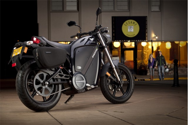 2017 Brammo Enertia Plus Electric Motorbike