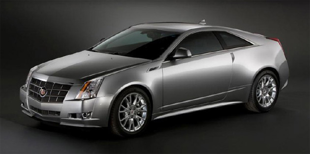May 2010 launch confirmed for new Cadillac CTS Coupe