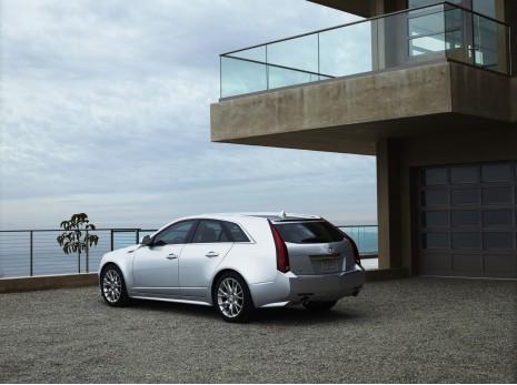 2011 Cadillac CTS Sport Wagon