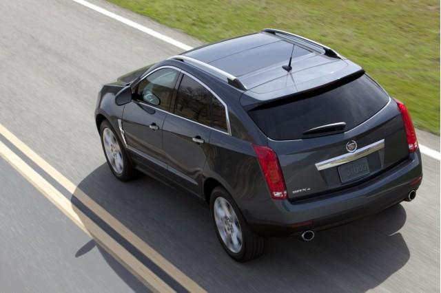 2017 Cadillac Srx