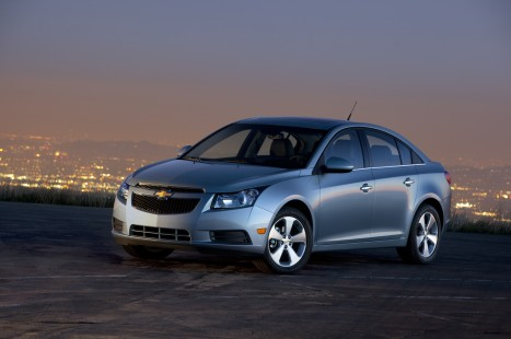 2011 Chevrolet Cruze (Courtesy: GM)