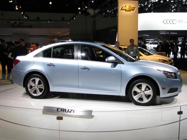2011 Chevrolet Cruze Los Angeles 2009