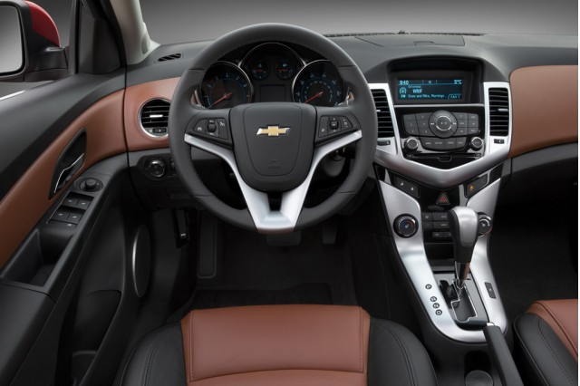 Preview 2011 Chevrolet Cruze