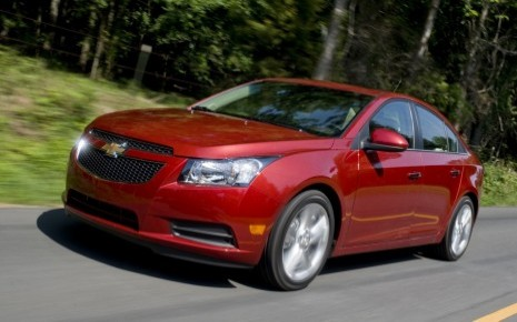 gm recalls 2011 2012 chevrolet cruze for engine fire risk. Black Bedroom Furniture Sets. Home Design Ideas