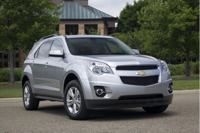 High Mileage Chevy Equinox Gmc Terrain To Get Eco Eassist