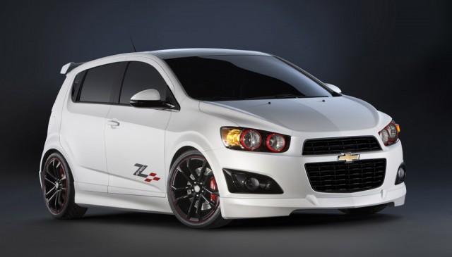 2011 Chevrolet Sonic Z-Spec Concept
