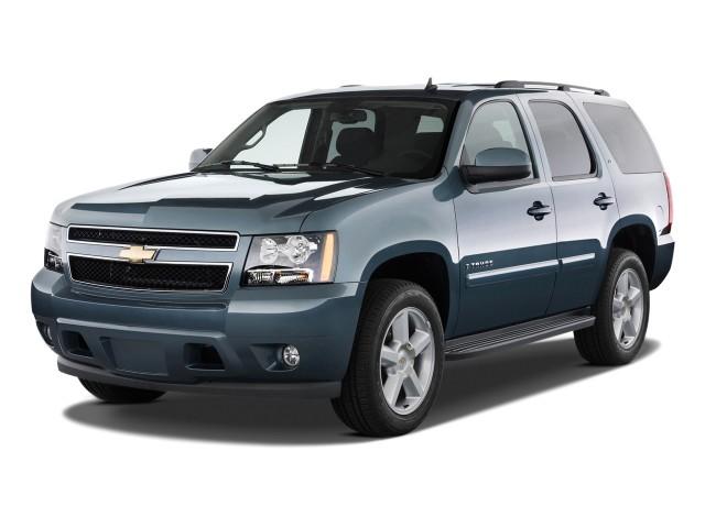 2011 Chevrolet Tahoe 2WD 4-door 1500 LS Angular Front Exterior View