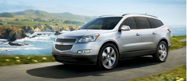 Ford Explorer Towing Capacity >> Family Car Advice: The Best SUVs For Towing (Page 2)