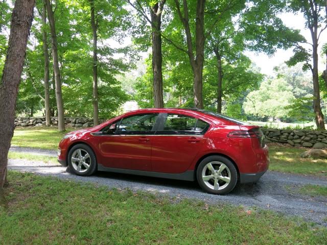 2017 Chevrolet Volt Before Lease Return Hudson Valley Ny Aug