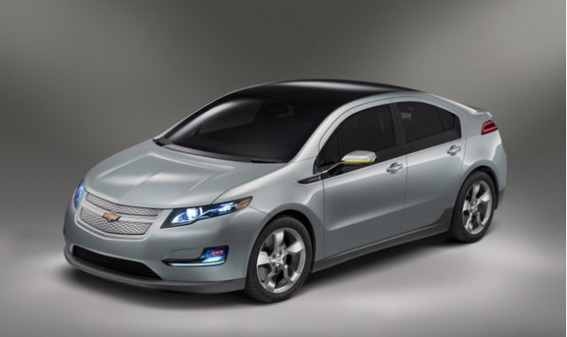 And Then There Were Three Names For The Chevy Volt S Signature Paint Color
