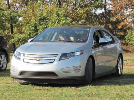 why the 2011 chevrolet volt epa rating sends mixed messages. Black Bedroom Furniture Sets. Home Design Ideas