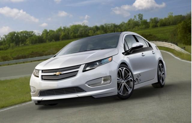 2011 Chevrolet Volt Z-Spec