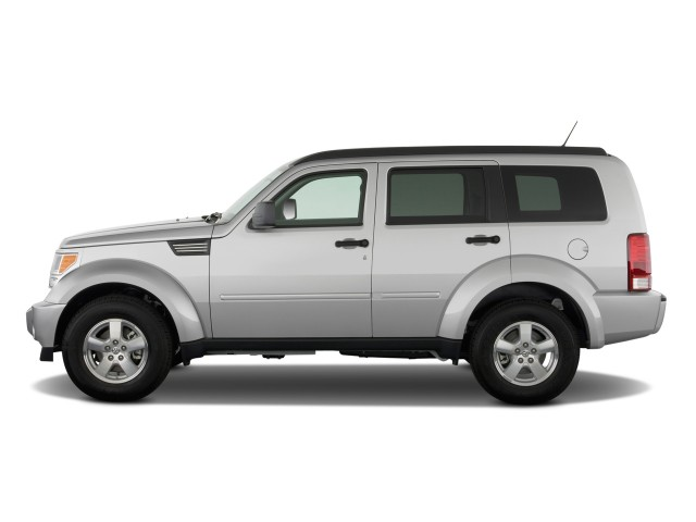 2011 Dodge Nitro 2WD 4-door Heat Side Exterior View