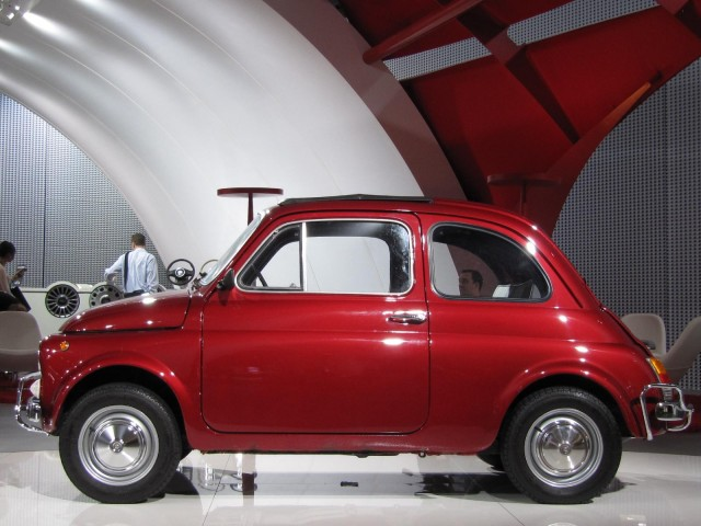 next fiat 500 to arrive in 2020 only as electric car. Black Bedroom Furniture Sets. Home Design Ideas
