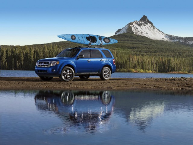 Feds To Investigate Ford Escape, Mercury Mariner For Window Defect