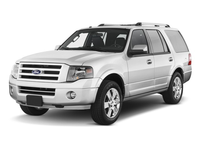 Ford Expedition Wd  Door Limited Angular Front Exterior View Reviews Specs Photos Inventory