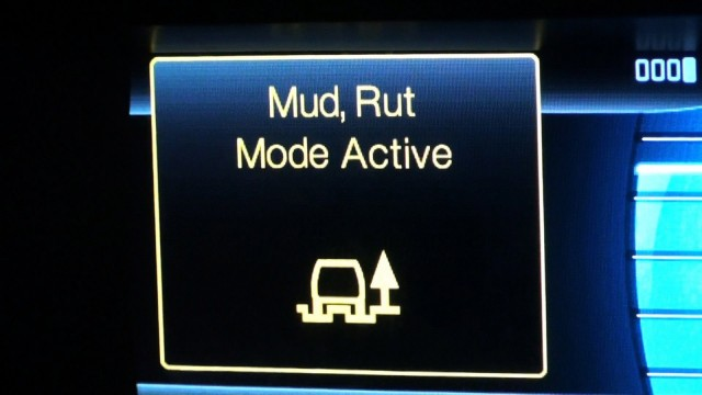 2011 Ford Explorer Gets New Terrain Management System