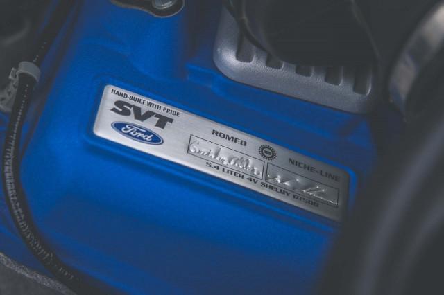Derek Vlcko's 2011 Ford Mustang Shelby GT500