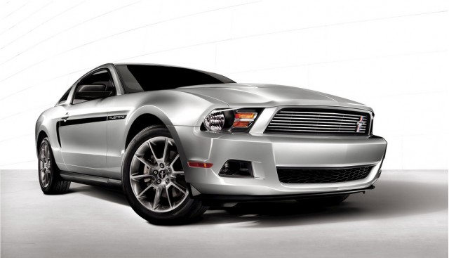 2011 Ford Mustang Mustang Club of America Edition