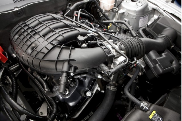 2011 Ford Mustang V-6 technical