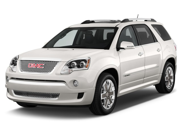 2011 gmc acadia review ratings specs prices and photos. Black Bedroom Furniture Sets. Home Design Ideas