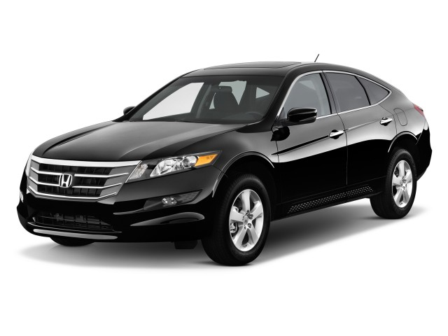 2011 Honda Accord Crosstour 2WD 5dr EX Angular Front Exterior View