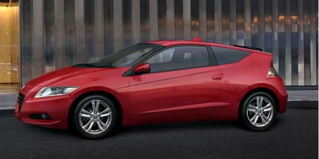 2010 Detroit Auto Show: 2011 Honda CR-Z