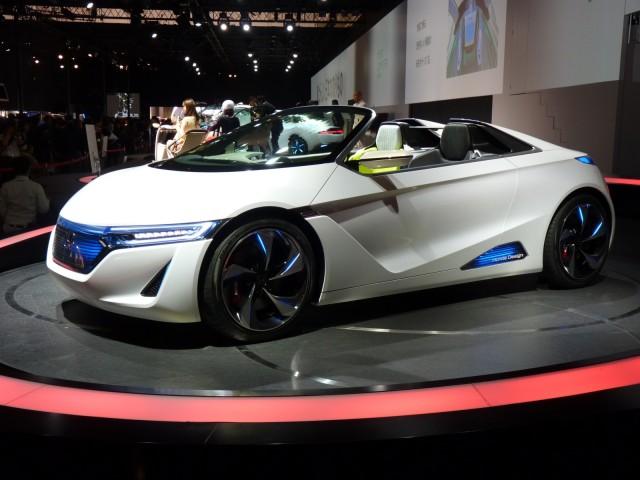 Honda Confirms New Open Top Sports Car