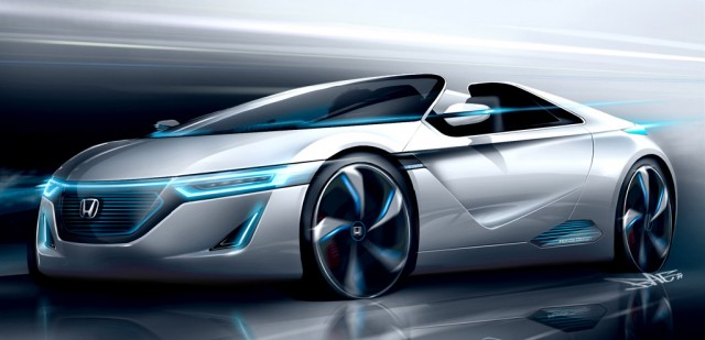 Tokyo Motor Show Every Electric Plug In Concept Car