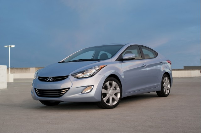2011 Hyundai Elantra Review Ratings Specs Prices And Photos The Car Connection