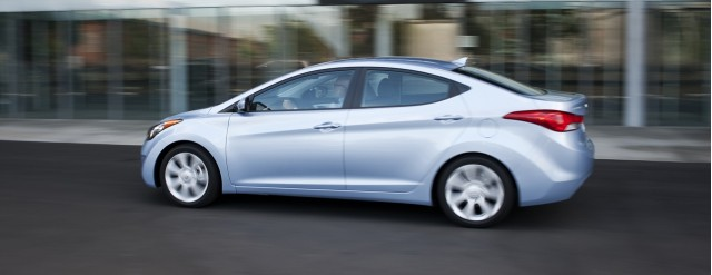 Captivating 2011 Hyundai Elantra