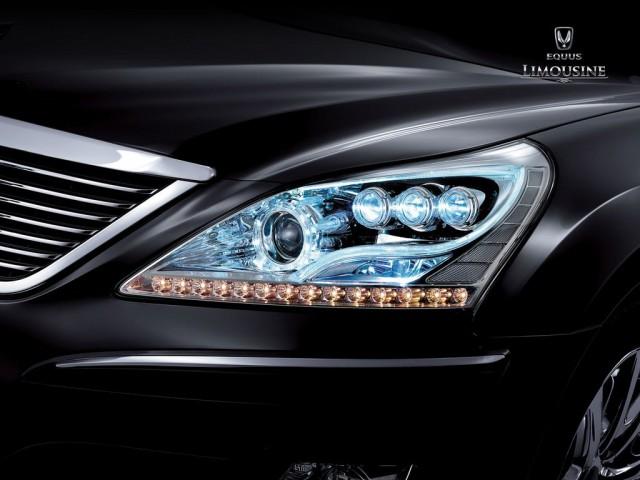 2011 Hyundai Equus Long-Wheelbase