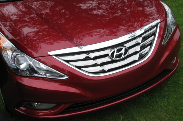 2011 Hyundai Sonata First Drive