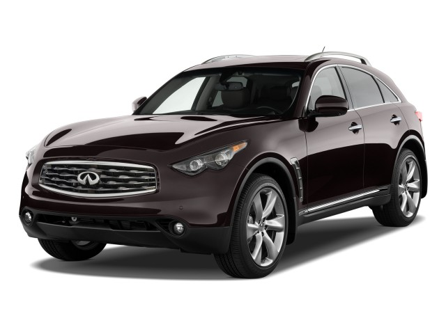 Locate Infiniti Fx50 Listings Near You