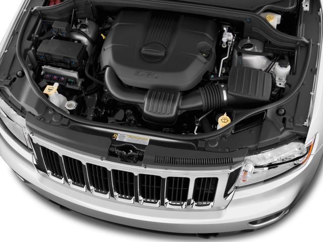 2011 Jeep Grand Cherokee 4WD 4-door Laredo Engine