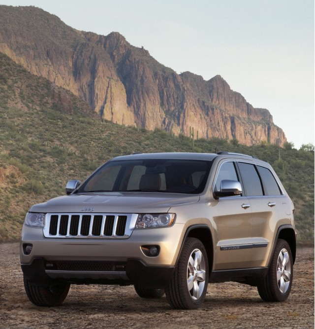 2009 New York Auto Show: 2011 Jeep Grand Cherokee One Step Closer to Reality