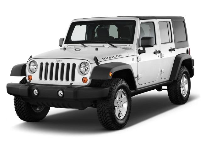 Locate Jeep Wrangler Unlimited Listings Near You