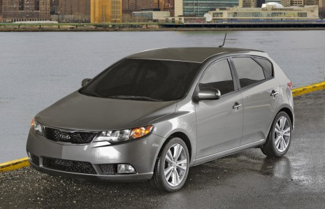 Cheap Cars With Big Value: 2011 Kia Forte Five-Door Hatchback