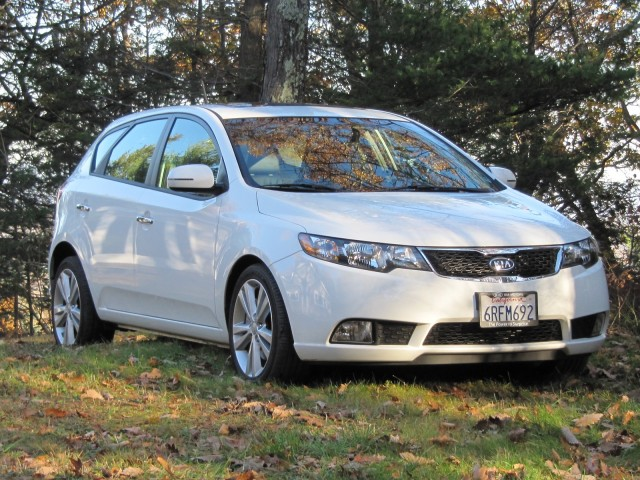 2011 Kia Forte Sx Five Door Hatchback Weekend Drive