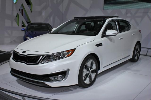 2011 Kia Optima Hybrid