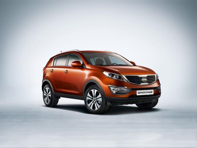 2011 Kia Sportage (Euro spec)