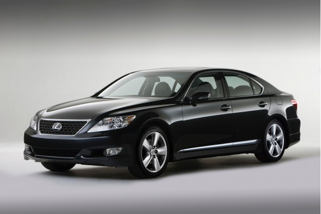 2011 Lexus LS 460 Touring Edition
