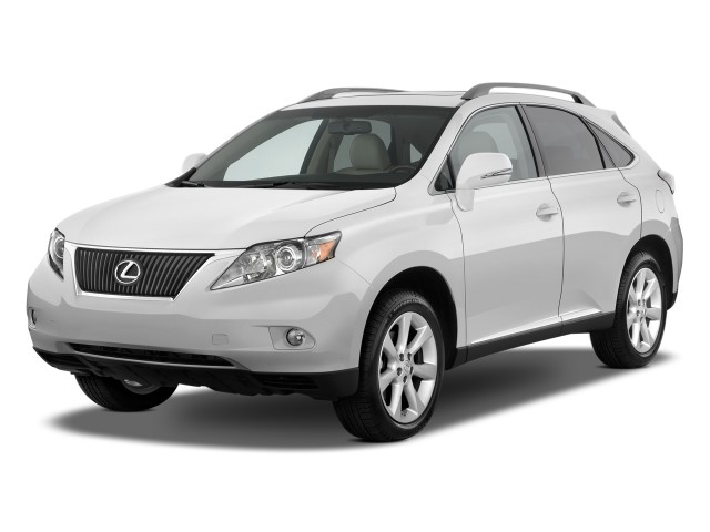 2017 Lexus Rx 350 Fwd 4 Door Angular Front Exterior View Reviews Specs Photos Inventory