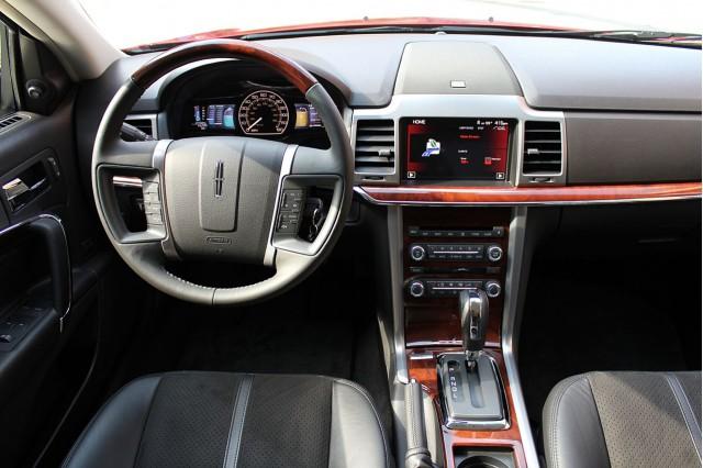 2011 Lincoln Mkz Hybrid Quick Drive