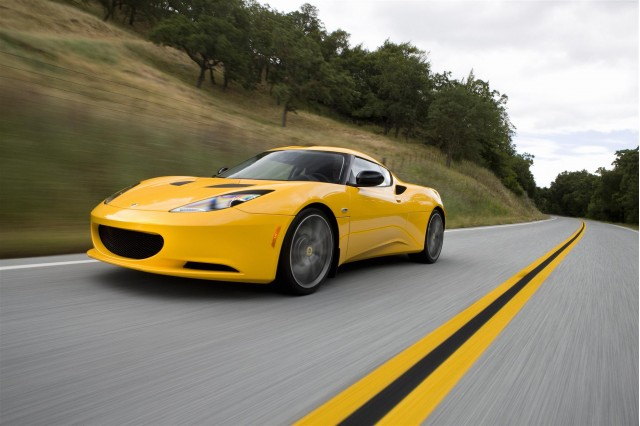 Lotus Evora To Also Be Dropped From Us Market