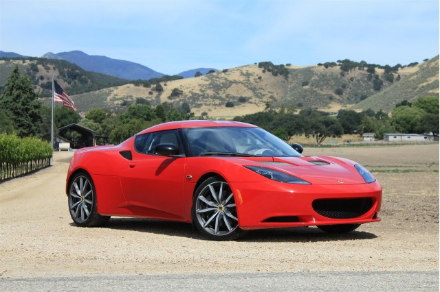 2011 Lotus Evora S Models Recalled For Oil Line Problem