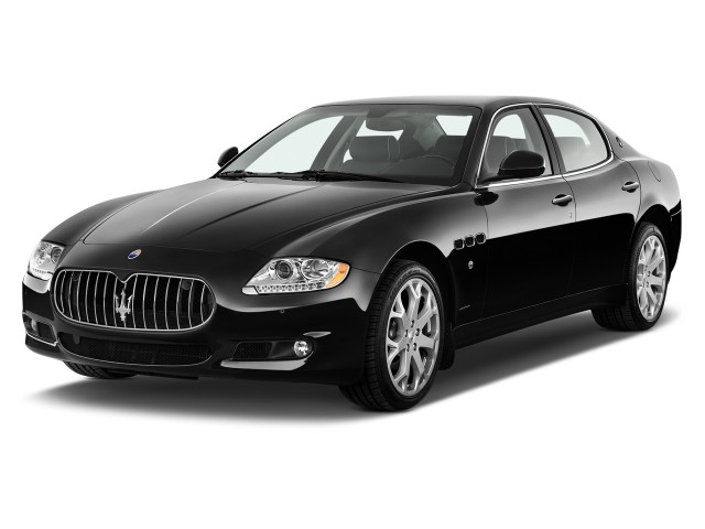 2011 maserati quattroporte review ratings specs prices. Black Bedroom Furniture Sets. Home Design Ideas