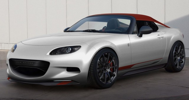 Maxda MX-5 Spyder And Turbo2 Concepts Headed For SEMA