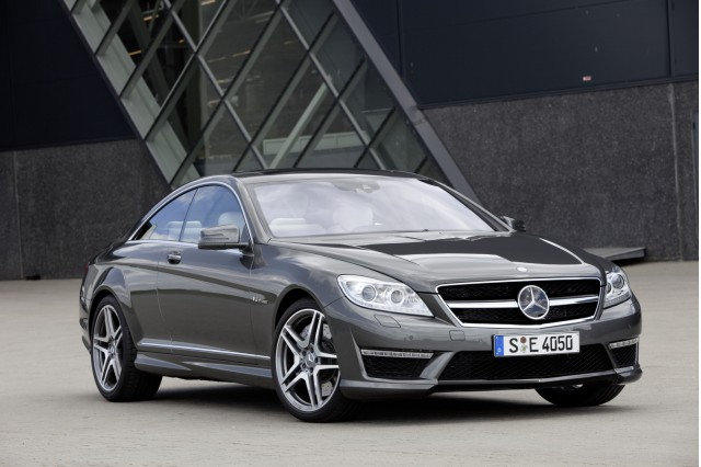 2011 Mercedes-Benz CL63 AMG